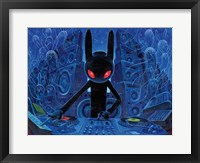 Framed DJ BlackRabbit