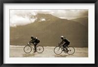 Framed Coppi Bartali, 1949