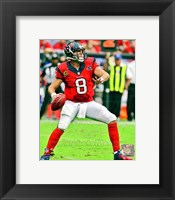 Framed Matt Schaub 2012 Action