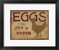 Framed Eggs