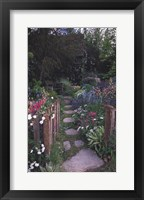 Framed Garden Path - Chelsea Flower Show, London