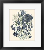 Framed Florals III
