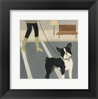 Framed City Dogs III