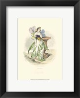 Framed Le Fleur AnimT I