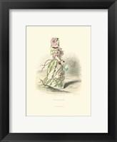 Framed Le Fleur AnimT II