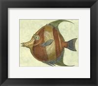 Framed Small Angel Fish II