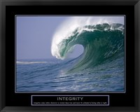 Framed Integrity - Wave