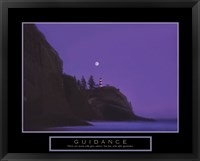 Framed Guidance - Lighthouse