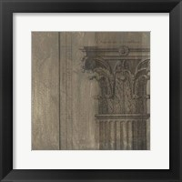 Framed Decorative Elegance VIII