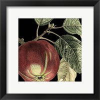 Dramatic Apple Framed Print