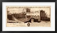 Framed View of Bildewas-Abbey