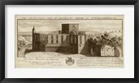 Framed View of Brinkburn Priory
