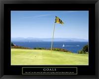Framed Goals-Golf