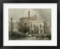 Framed Forum- Rome, Italy