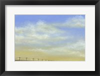 Before Dusk II Framed Print