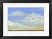 Before Dusk III Framed Print