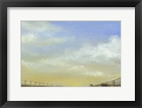 Before Dusk V Framed Print