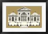 Framed Grand Facade II