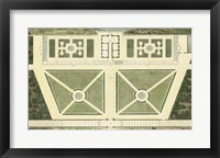 Framed Plan du Casino Colonna, A Marino
