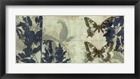 Butterfly Reverie I Framed Print