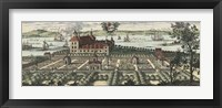 Dahlberg Swedish Estate I Framed Print