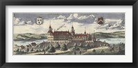 Dahlberg Swedish Estate II Framed Print
