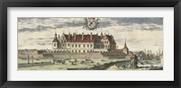 Dahlberg Swedish Estate III Framed Print