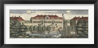 Dahlberg Swedish Estate IV Framed Print