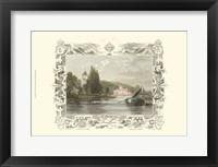 Framed Bisham Abbey