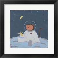Framed Monkeys in Space IV