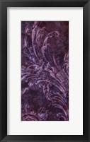 Framed Grape Tart II
