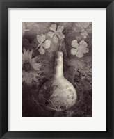 Framed Gourd II