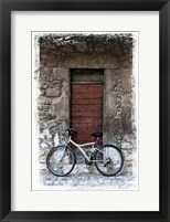 Doors of Europe VI Framed Print