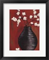 Framed Zen Vase II