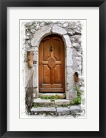 Doors of Europe XVII Framed Print