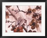 Framed Blossom Poetry II