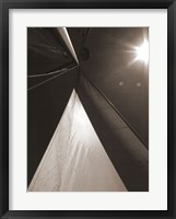 Framed Sail Geometry I
