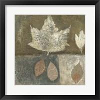 Framed Neutral Leaves I