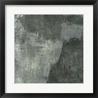 Framed Gray Abstract I