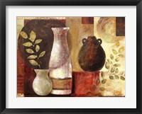Framed Spice Vases II
