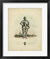 Framed Men in Armour IV