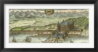 Dahlberg Bird's Eye View I Framed Print