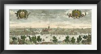 Dahlberg Bird's Eye View III Framed Print