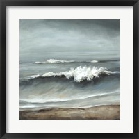 Framed Sea Foam