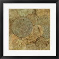 Framed Agate I
