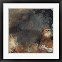 Framed Pangea I