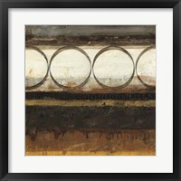 Cavern I Framed Print