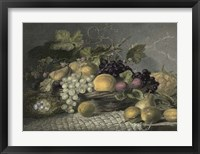 The Autumn Gift Framed Print