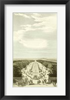 Garden at Versailles III Framed Print