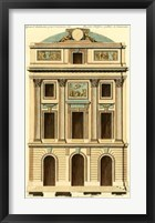 Framed Architectural Facade II